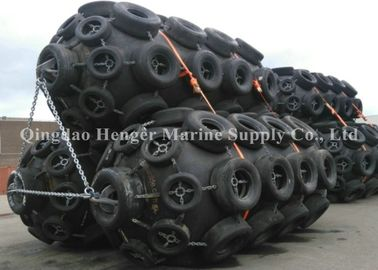 Special Design High Pressure Inflatable Dock Fenders For Ship Mooring