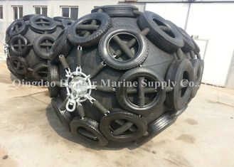 China Heavy Duty CCS BV Hydro Pneumatic Fender , Duarable Commercial Boat Fenders supplier
