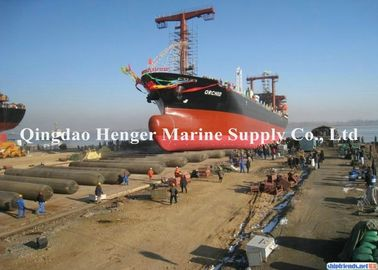 Multi Layers Marine Rubber Ship Upgrading Airbag for Dockyard & Shipyard