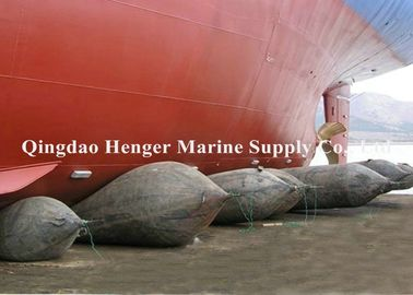 China Docking Marine Upgrading Ship Launching Airbags For Caisson Lifting supplier