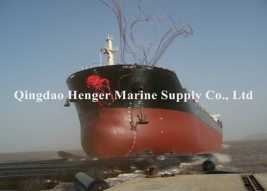 CB/T-3795 Standard Heavy Duty Boat Salvage Airbags For Tugboat Oil Tanker