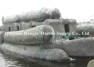 China Rubber Underwater Ship Launching Inflatable Air Bags supplier