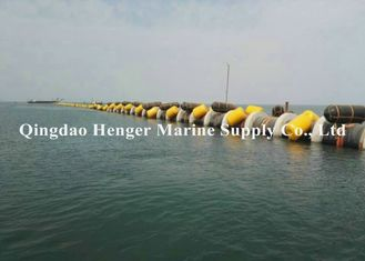 Pneumatic Boat Deep Sea Marine Salvage Airbags 5-20m Length For Shipyard