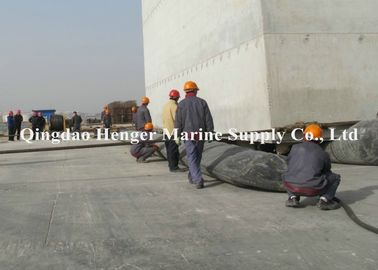 High Pressure Ship Lifting Marine Rubber Airbag For Lifting And Salvage