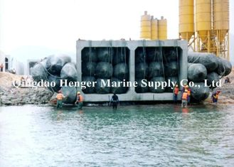 Heavy Weight Removing Inflatable Marine Airbags Dunnage Boat Rubber Airbag