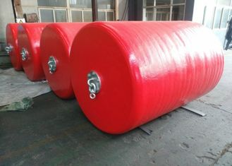 Ship And Yacht Polyurethane Foam Filled Fender STD Protection For Port