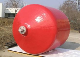 China Lightweight Solid EVA Floating Dock Fenders With Polyurethane Foam Filled supplier