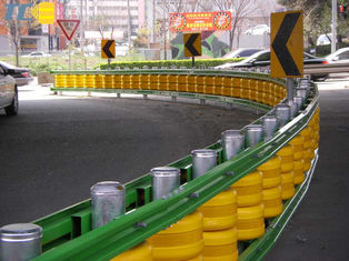 EVA Traffic Roller Rolling Guard Barrier Roller Safety Barrier High Performance