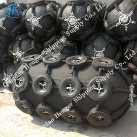 China Tire Cord 80kPa Pneumatic Inflatable Rubber Fender supplier