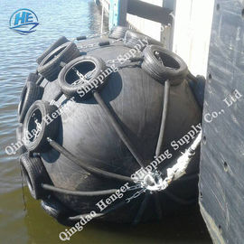 Natural Rubber Pneumatic Marine Fender Durable 0.05MPa / 0.08MPa For Pier And Vessels
