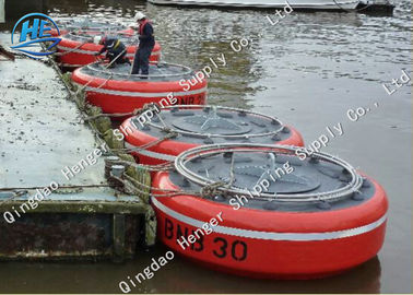 China Boat Docking Foam Boat Fenders Solid Filled Fenders To Protect Ships Iso 9001 supplier