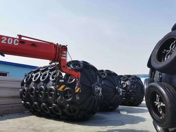 China STD Ship Inflatable 3.3m*6.5m Pneumatic Marine Fender supplier