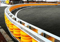 Customized Color Roller Road Barrier Roller Barrier System Anti Corrosion