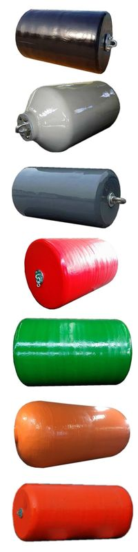 Lightweight Solid EVA Floating Dock Fenders With Polyurethane Foam Filled