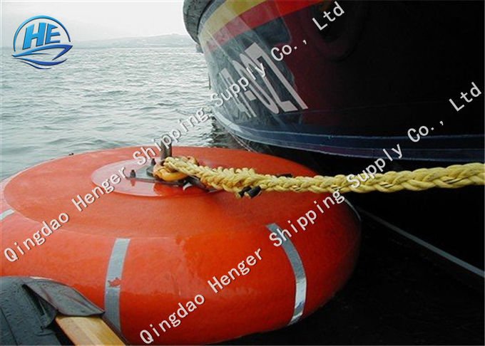 Boat Docking Foam Boat Fenders Solid Filled Fenders To Protect Ships Iso 9001