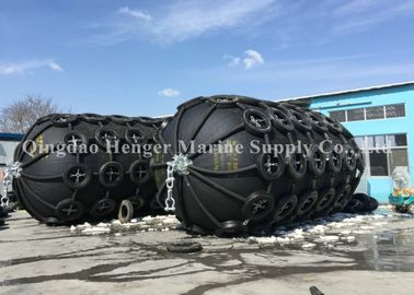 China High Strength Marine Inflatable Bumper Air Filled Yokohama Pneumatic Floating Rubber Fender factory