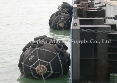 China Refeer Boats Marine Rubber Fender No Deterioration Or Variation For River Cleaning Boat factory