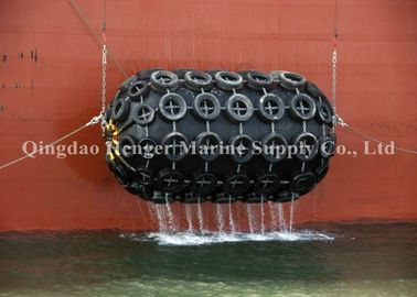 China LNG Carrier Large Yacht Fenders , Multifunction Inflatable Marine Fenders factory