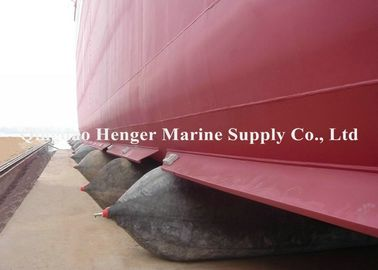 China Marine Boat Lift Air Bags Ship Launching 8 - 24m Long factory