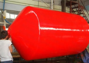 China Various Colors Foam Filled Fender Polyurethane Floating Ocean Fender Ship Protection factory