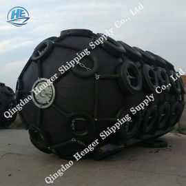 China Black Boat Rubber Fender Boat Accessories Foam Filled With CCS Certificate factory